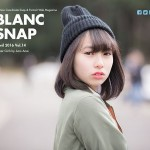 BLANCSNAP スナップページ 撮影モデル 募集